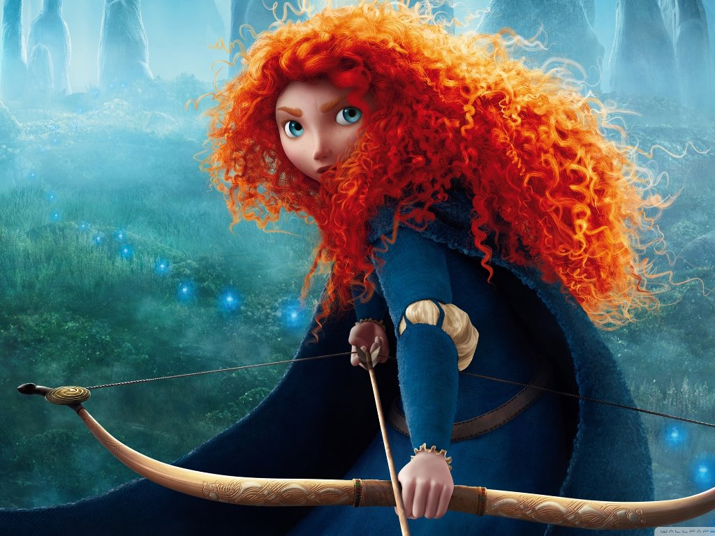 Will Brave   S Warrior Princess Merida Usher In A New Kind Of Role
