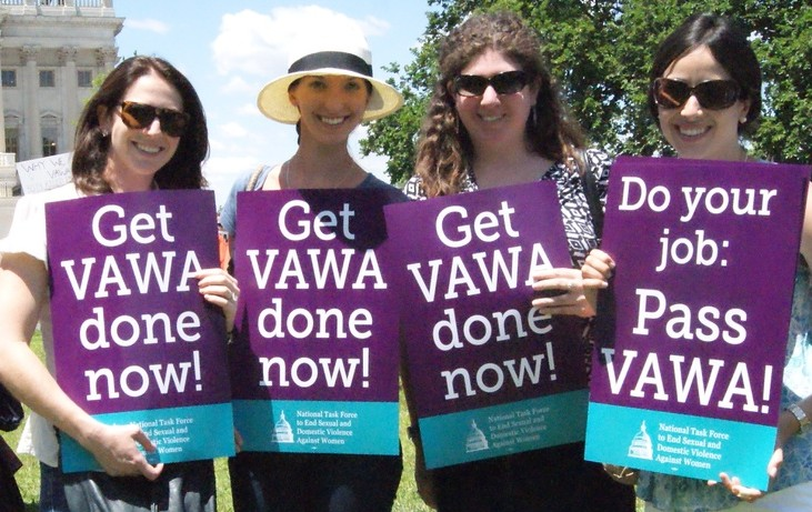 VAWA Activists