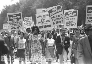 50MARCH ON WASHINGTON YWCA