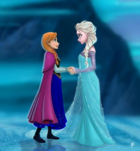 Sisters-Join-Hands-Frozen