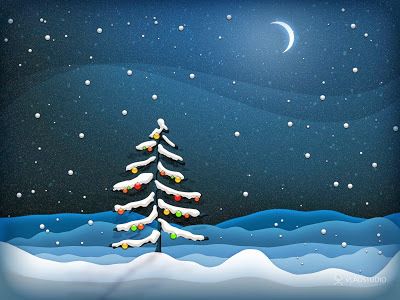 christmas-tree-night-wallpaper