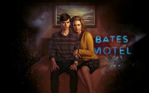 Bates Motel drawing