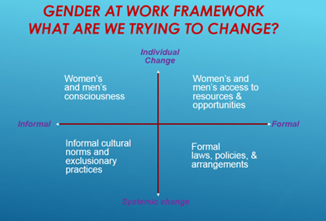 Gender-at-Work-Framework