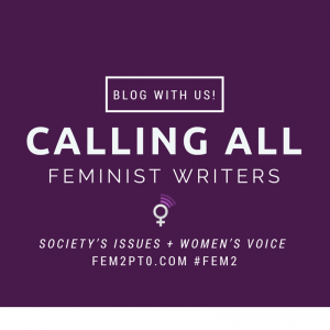 Calling All Feminist Writers Fem2.0