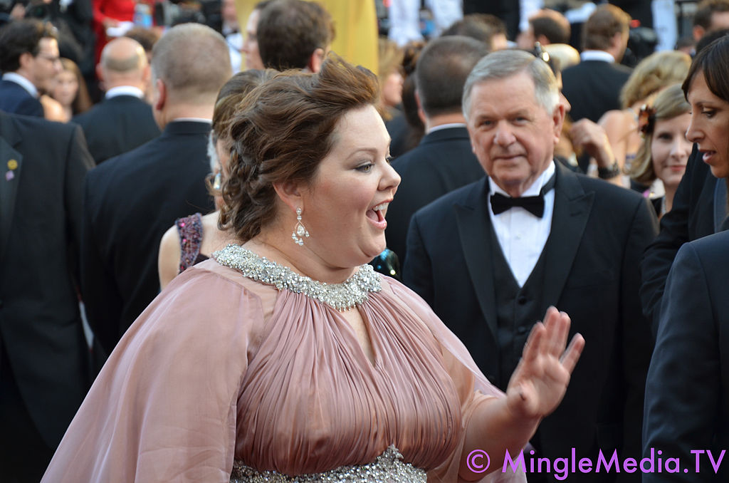 Melissa McCarthy - Photo from WikiCommons