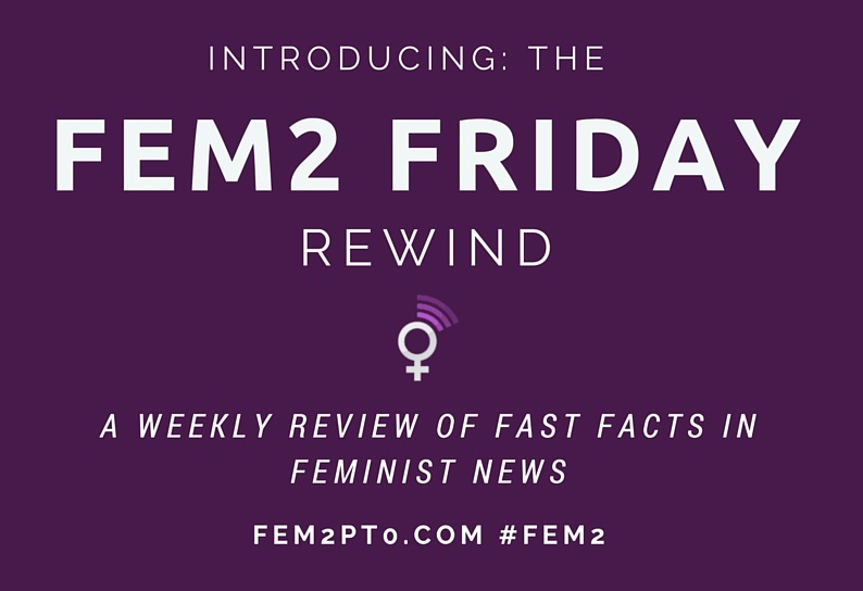 Fem2 Friday Rewind