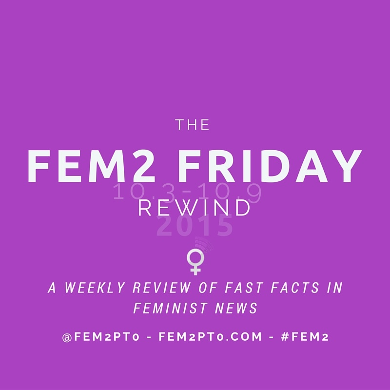 Fem2 Friday Rewind 2015 10.3-9