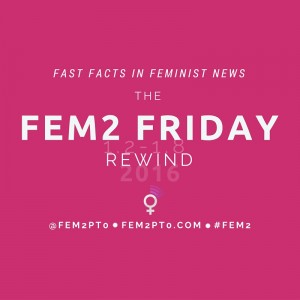 fem2 Friday Rewind, lauryn gutierrez